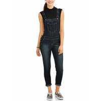 Junior's Basic Denim Overalls