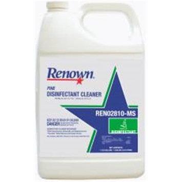 Renown 107450 Renown Pine Disinfectant Clnr 4Gl-Cs