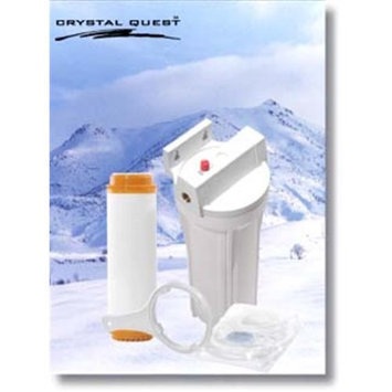 Crystal Quest CQE-RF-00706 Refrigerator-In-line Arsenic Water Filter System