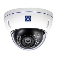Westinghouse W-IPD4MP IP Dome Camera IP Dome Camera