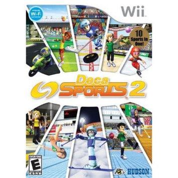 Microsoft Corp. Deca Sports 2 Wii Game KONAMI