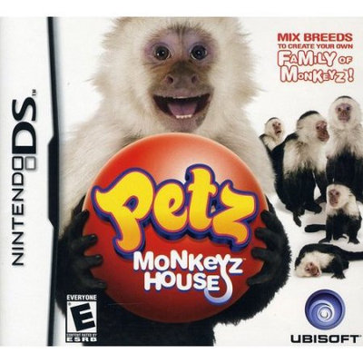 Ubisoft Petz Monkeyz House-Nla