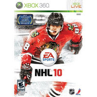 Electronic Arts NHL 10 Xbox 360 (Xbox 360 Game Only )