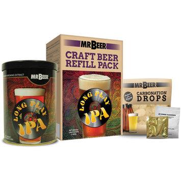 Mr. Beer 40-62007-01 Long Play IPA Beer Making Refill Kit