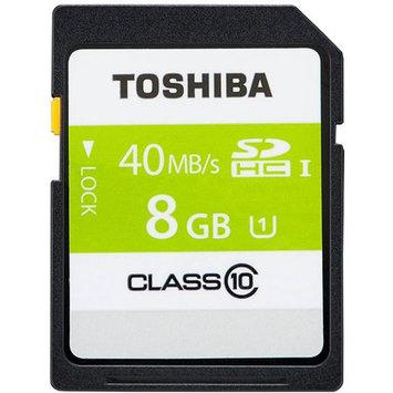 Toshiba 8GB SDHC CLASS 10 UHS-1 Memory Card