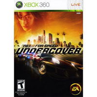Electronic Arts Nfs Undercover X360