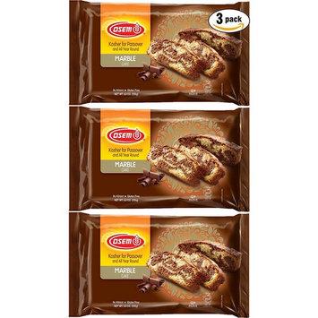 Osem Marble Cake - Kosher For Passover (Marble Cake, 3-Pack)