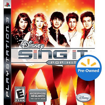 Desigual Disney Sing It: Pop Hits (PS3) - Pre-Owned
