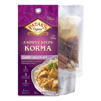 Ach Foods Pataks Korma 3 Step
