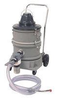 NILFISK 01797332 Mercury Recovery Vacuum,12 gal,1.3 HP