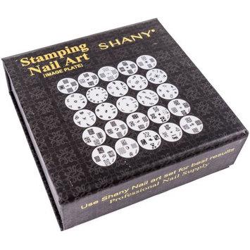SHANY Stamping Nail Art Image Plates