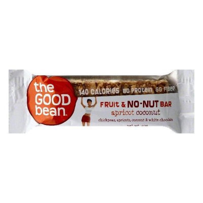 Good Bean Fruit and No-Nut Apricot Coconut Bar (10x40 GR)