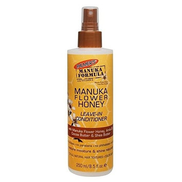 Palmer's Manuka Formula Manuka Flower Honey Leave-In Conditioner 250ml (PACK OF 2)