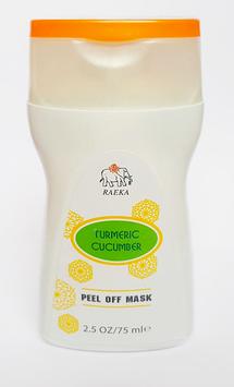 RAEKA Turmeric Cucumber Peel-Off Face Mask
