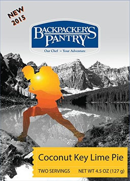 Backpackers Pantry Backpacker's Pantry Coconut Key Lime Pie - 2 Servings