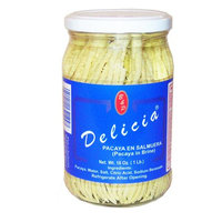 Las Delicias Delicias Bamboo Shoots - Delicias Bamboo Shoots 16 oz Pacaya (Pack of 24)