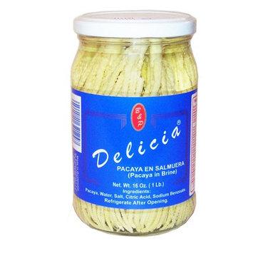 Las Delicias Delicias Bamboo Shoots 16 oz Pacaya (Pack of 12)