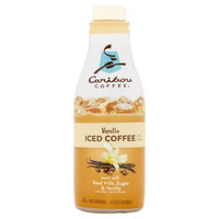 Dean Foods Company Caribou Coffee Vanilla Iced Coffee, 32 fl oz