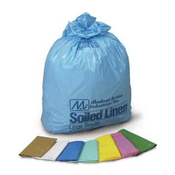 Medegen Medical MAI 260M 1.2 mil Laundry & Linen Bags Blue - 250 per Case