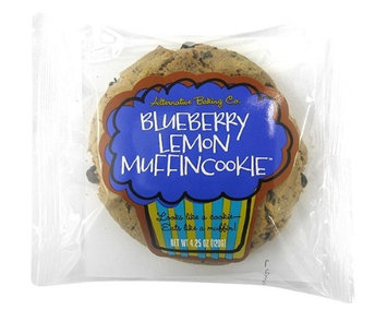 Alternative Apparel Alternative Baking Company - Muffin Cookie Blueberry Lemon - 4.25 oz(pack of 12)