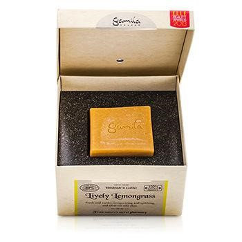Love Letters Cleansing Bar - Lively Lemongrass (For Combination to Oily Skin) - 115g
