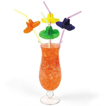 Flexible Sombrero Straws (12 pcs)