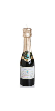 Zodax Mini Champagne Bottle Candle (Set of 6)