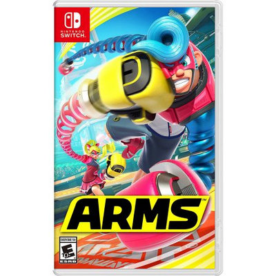 Nintendo ARMS SWITCH (Email Delivery)