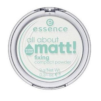 Essence All About Matt! Fixing Compact Powder Waterproof 0.317oz, pack of 1