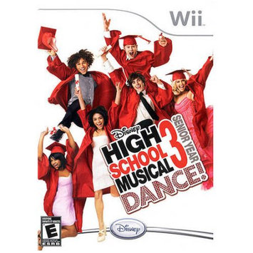 Page 44 Studios High School Musical 3: Senior Year DANCE! (Game Only) (Wii) - Pre-Owned