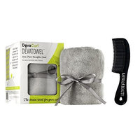 Devacurl Devatowel Anti Frizz Microfiber Towel With FREE Shower Comb