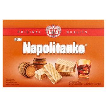 Kras Wafer Napolitanke Rum (Pack of 12)