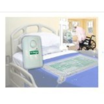 Smart Caregiver Bed Alarm and Sensor Pad With AC Adapter