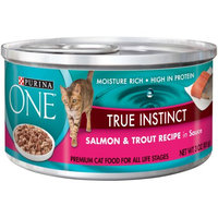 Nestle Purina Pet Care Canned NP15832 One Smart Blends Salmon-Trout 24-3 Oz.