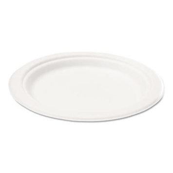 Savannah Bagasse Disposable Plates (p001ct)