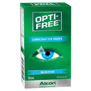 Alcon® OPTI-FREE® Lubricant Eye Drops