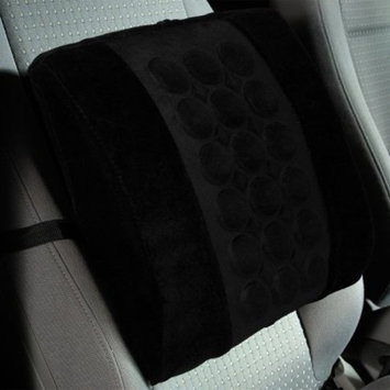 Pilot Automotive Universal Orthopedic Comfort Car Seat Cushion Wedge Back Strap