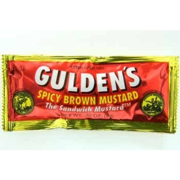 Guldens Spicy Brown Mustard Case Pack 500 - 362220