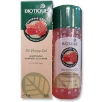 Bio- Honey Gel Lightening Foaming Cleanser120 ml(pack of 2) by Biotique
