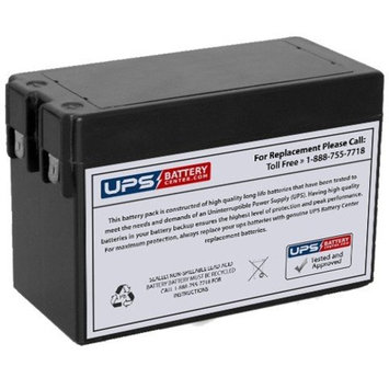 FirstPower FP1228 12V 2.8Ah Replacement Battery