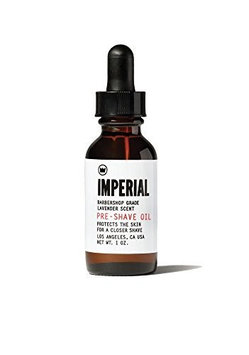 Imperial Barber Products Pre-Shave Oil & Beard Oil