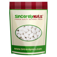 Sincerely Nuts Sincerely Nut Jordan Almonds, White, 1 lb
