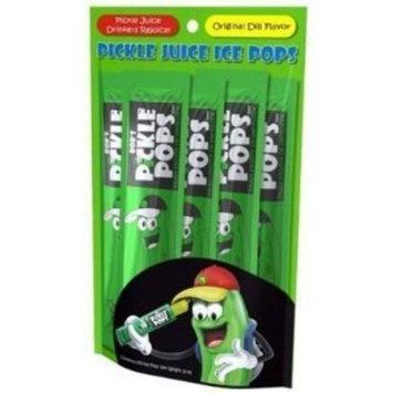 Bob's Dill Pickle Sport Ice Pops 12 Oz Package (6 total pops)