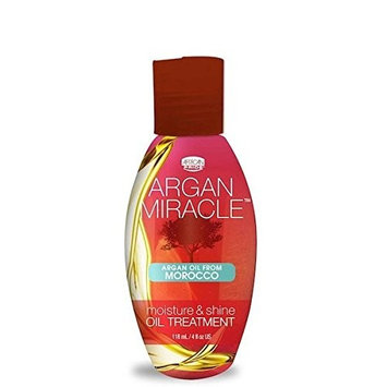 African Pride Argan Miracle Oil Treatment, 4 Ounce