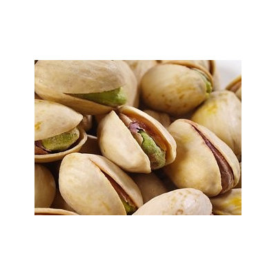 Bayside Candy Organic Roasted and Salted Pistachios, 1LB