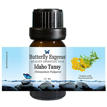 Idaho Tansy Essential Oil 10ml - 100% Pure - by Butterfly Express
