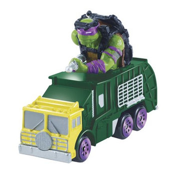 Movie II Don in Trash Truck