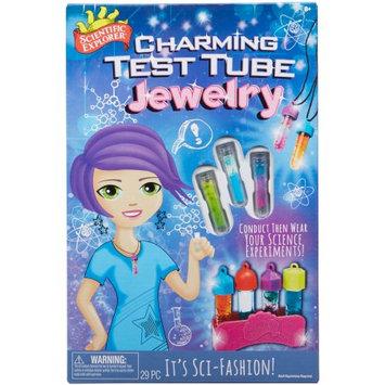 Scientific Explorer Charming Test Tube Jewelry