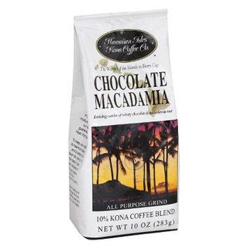 Hawaiian Isles® Chocolate Macadamia Ground Coffee - 10oz