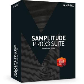 Magix Software ANR006213ESD Samplitude Pro X3 Suite ESD (Digital Code)